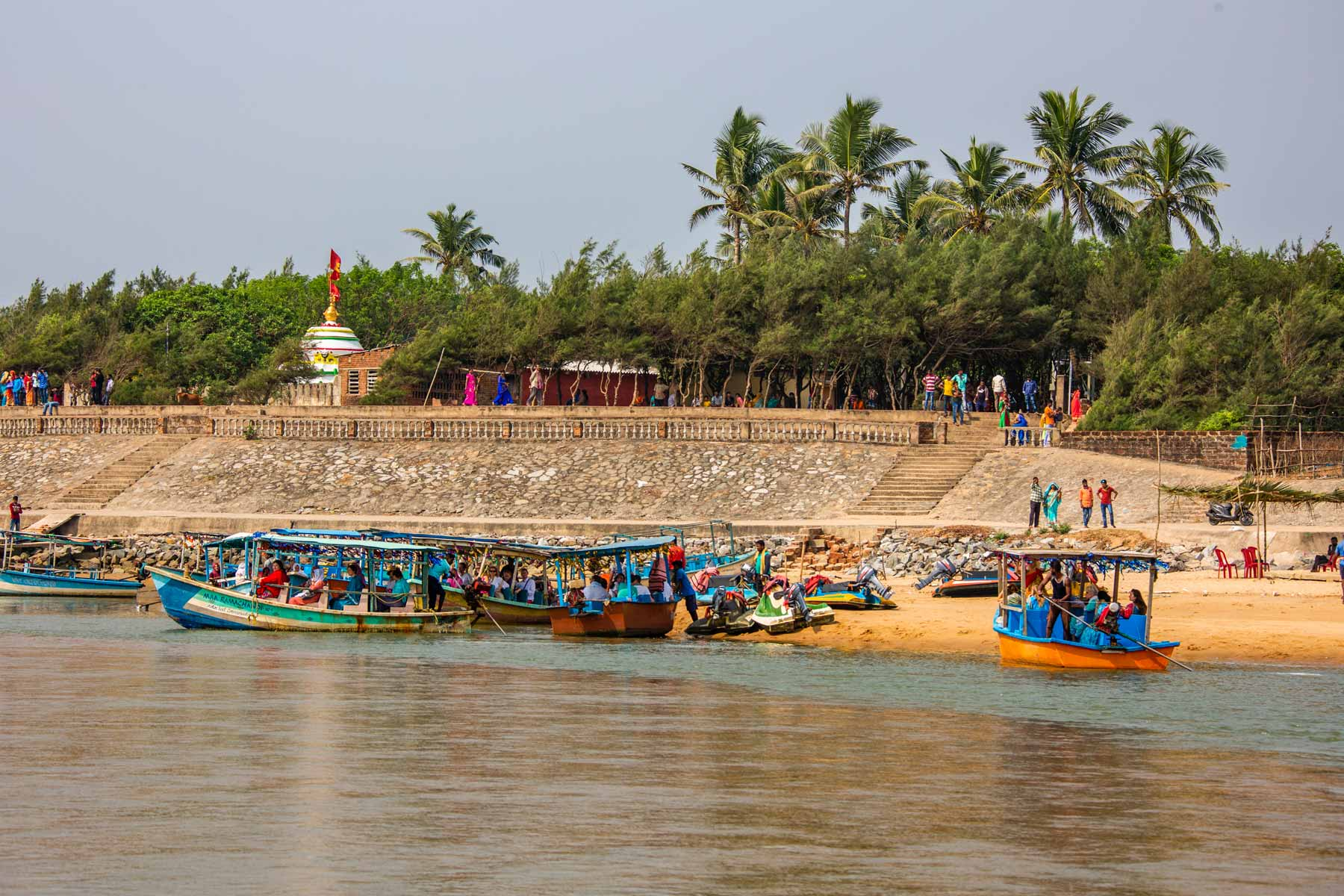 colourful-boats-on-ramachandi-beach