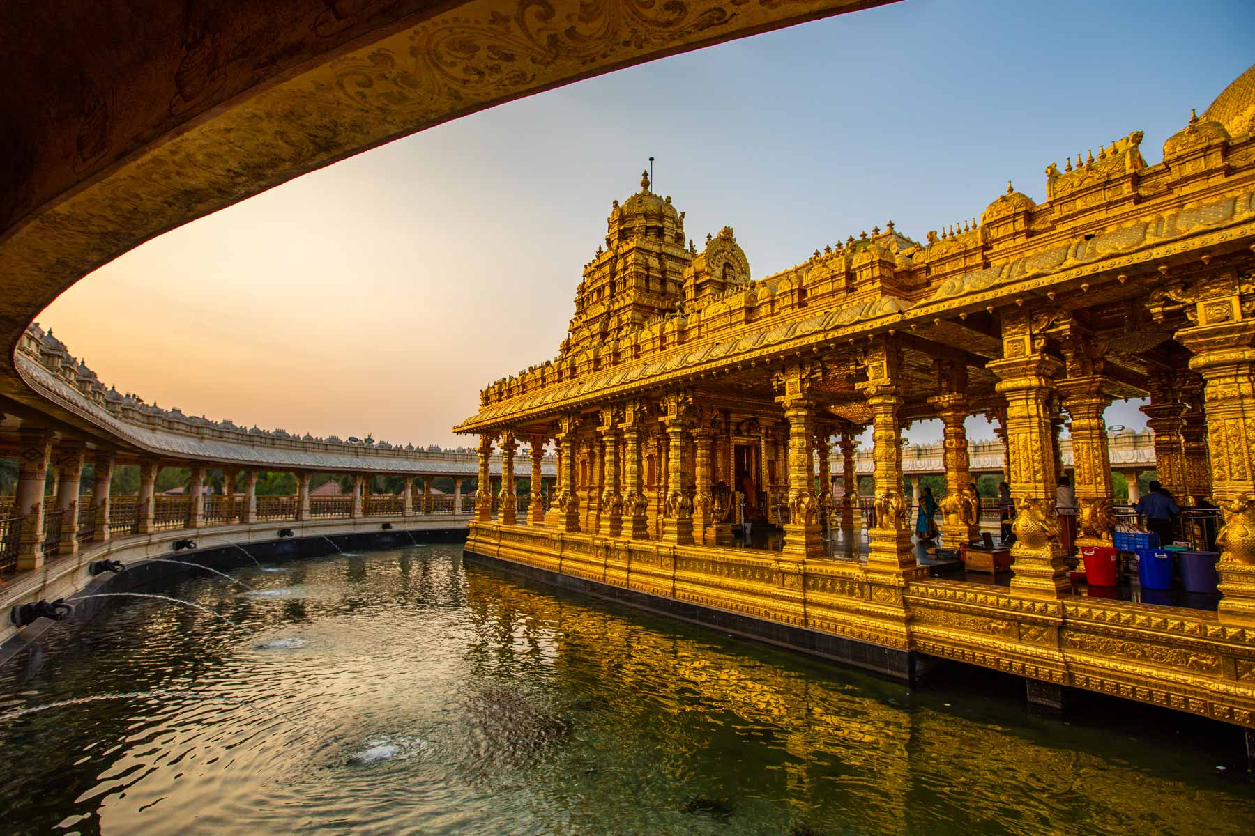 golden-temple-south-india