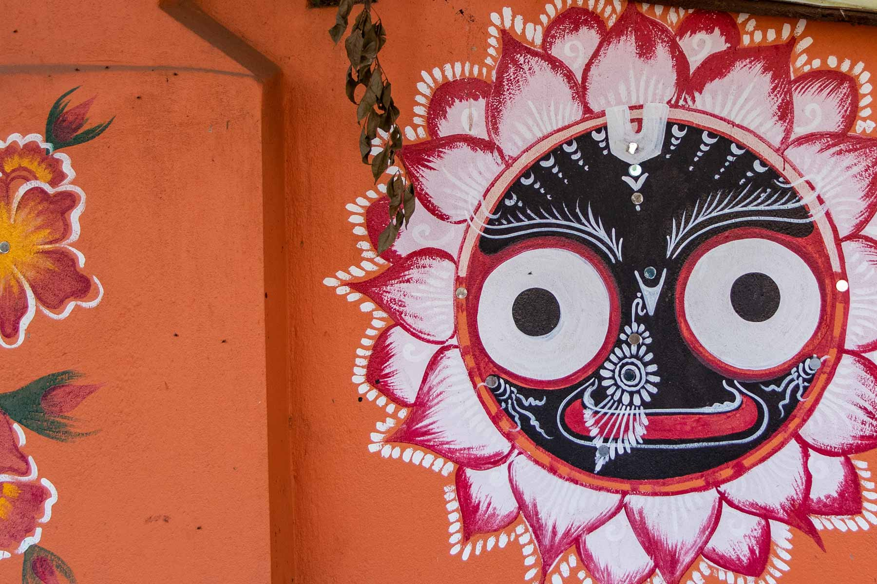 lord-jaganath-painting-on-the-wall