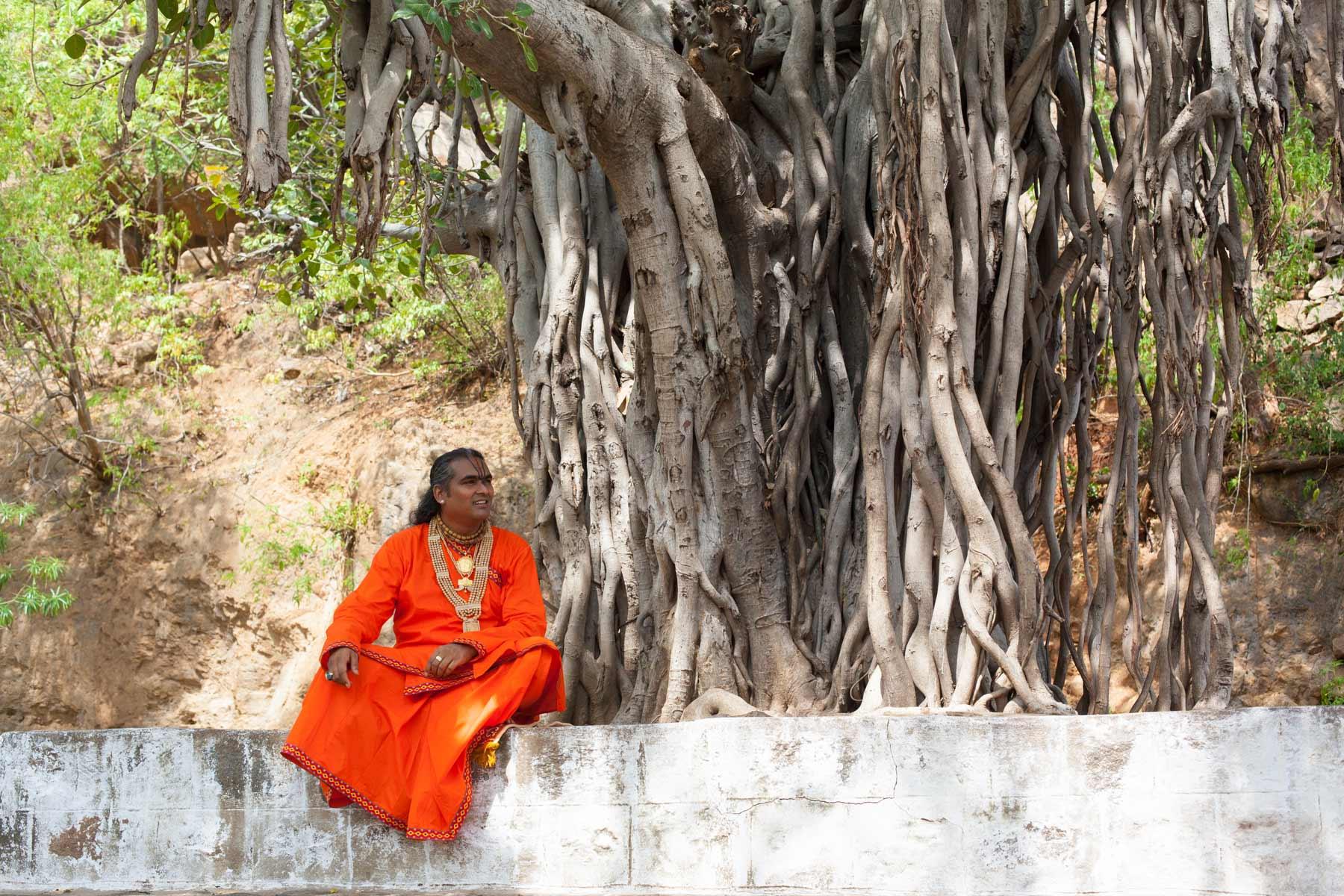 paramahamsa-vishwananda-giving-satsang-under-the-tree